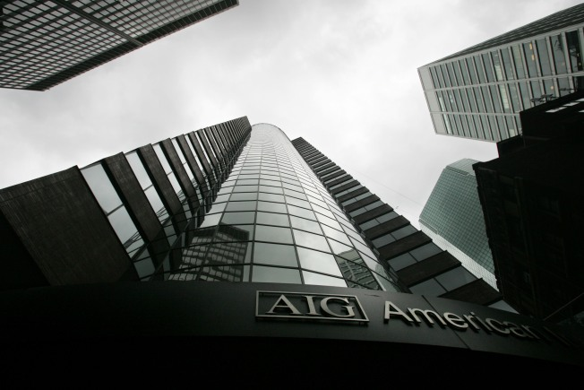 N.Y. Fed Wanted AIG Bonuses Yanked