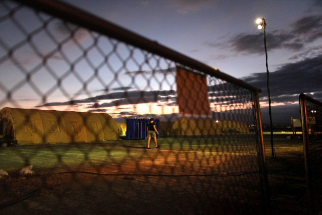 Up to the End, Trials Proceed at Gitmo