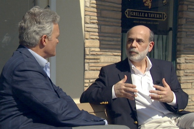 Bernanke: Recession Could End This Year