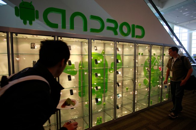 Android Users Overtaking iPhone Users in U.S.