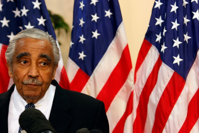 GOP Exploits Rangel Corruption Case