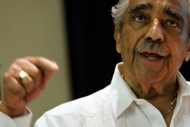 House Leaders Squeeze Rangel
