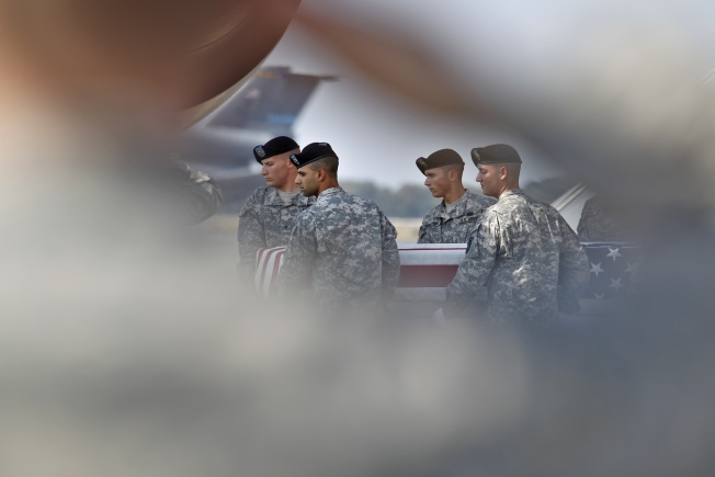Report: Soldier Accused of Killing 2 Service Members In Iraq