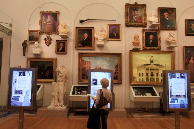 NYC's Oldest Museum Reopens After $65M Renovation