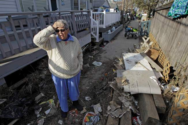 Breezy Point Storm Victims' Homes Looted Over Thanksgiving: Report