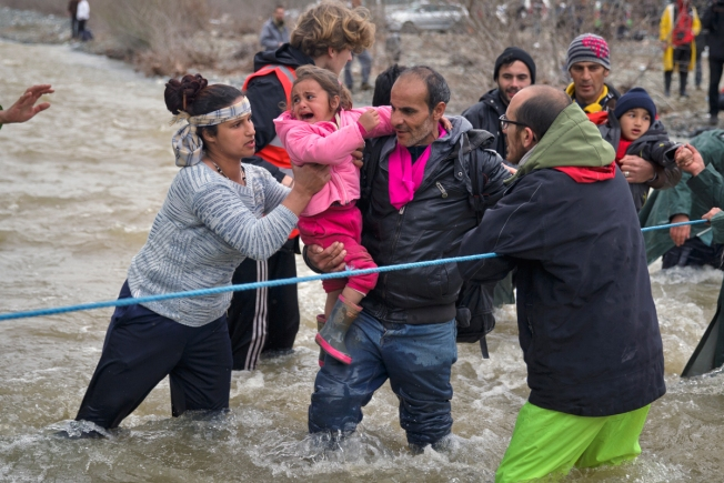 World Leaders at UN Pledge To Improve Refugee Crisis Response