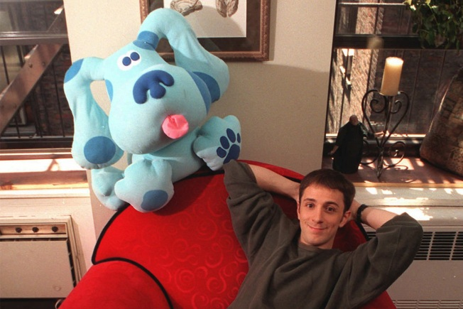 Blue's Clues Turns 20: Can You Guess What Host Steve Burns Is Up to These Days?