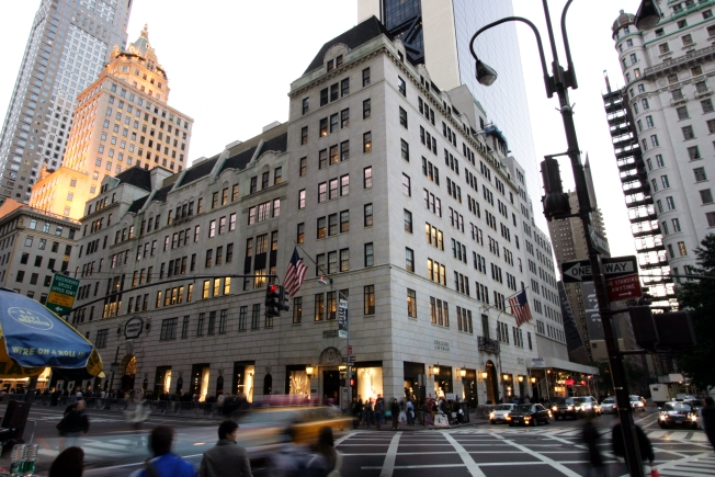 Thieves Commit Brazen Jewelry Heist at Bergdorf