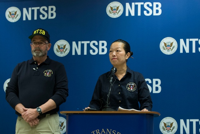 Engineer Doesn't Recall Train's Speed Before Deadly Crash: NTSB