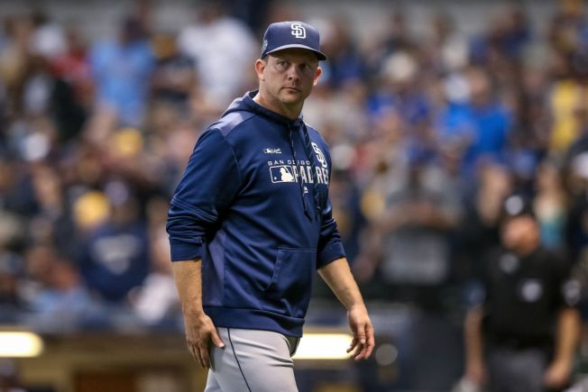 San Diego Padres Part Ways with Manager Andy Green