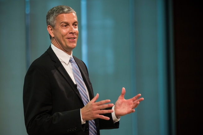 Education Secretary Arne Duncan Steps Down After 7 Years in Obama Administration