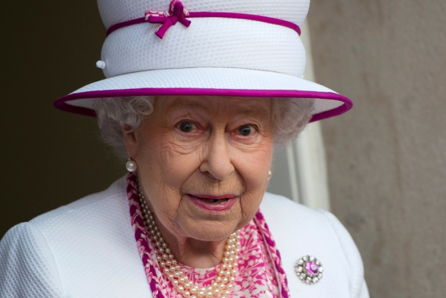 Exhibition of Queen's Outfits at Buckingham Palace