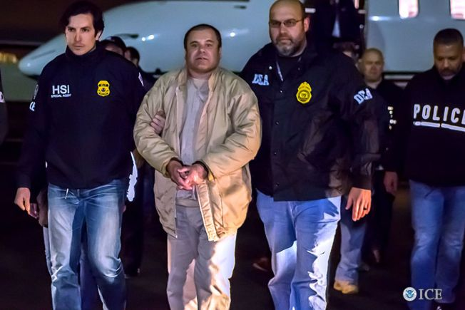 'El Chapo' Tells Judge He Won't Testify at US Trial