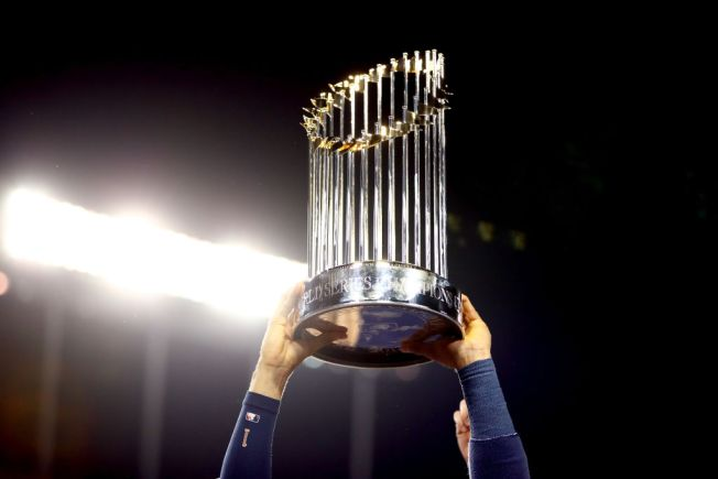 World Series Trophy Damaged at Charity Event: Report
