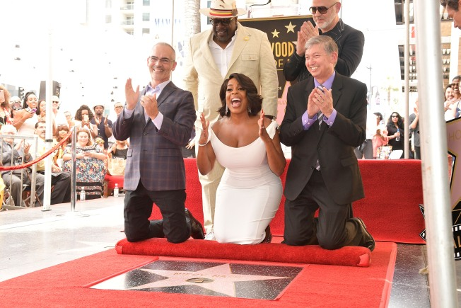 [UPDATED 05/3/18] Stars Honored on Hollywood Walk of Fame in 2018