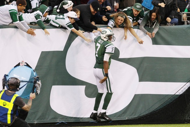 Game Photos: Jets-Browns