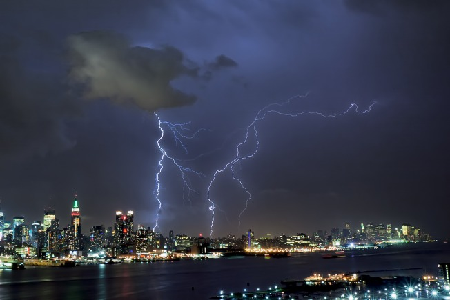 Shocking Story of a Long Island Man Struck by Lightning