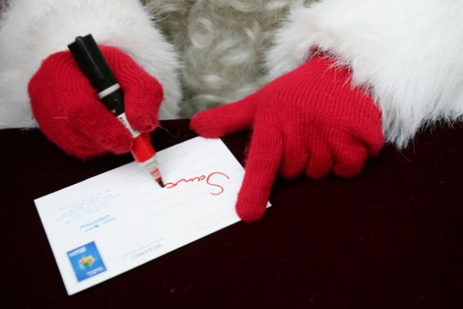 Secret Santas Dole Out $11,000 in Detroit