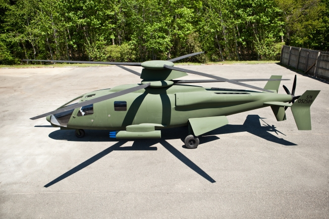 This Could Be the Fastest Helicopter Ever