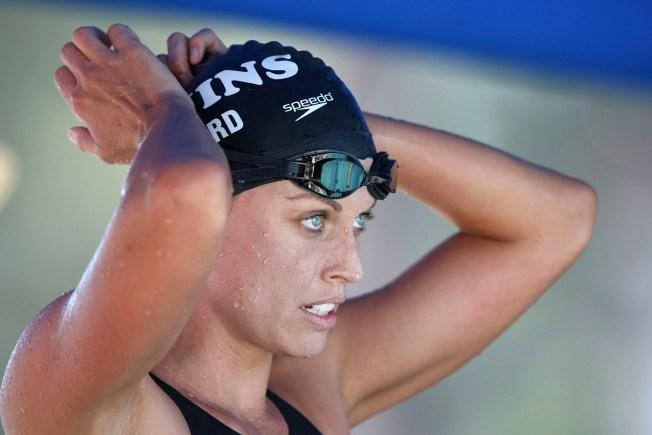 Olympic Swimmer Amanda Beard Welcomes Baby Boy