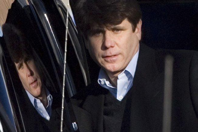 Blago Nixed Job for Jackson Jr.'s Wife