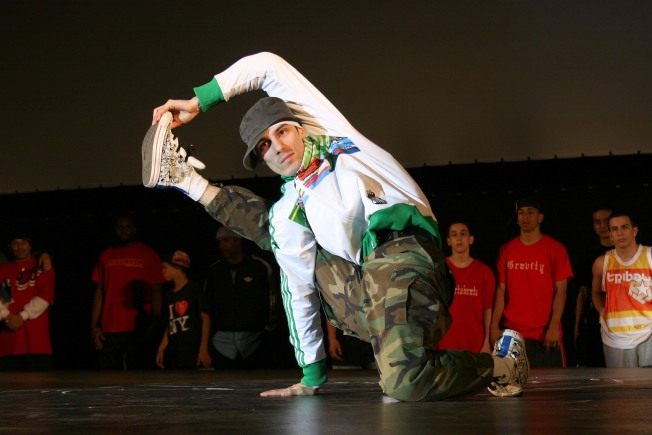 Breakdancing Returns One Subway Car at a Time