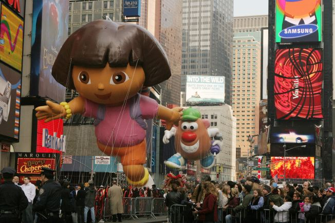 Thanksgiving Parade Might Skip Times Square