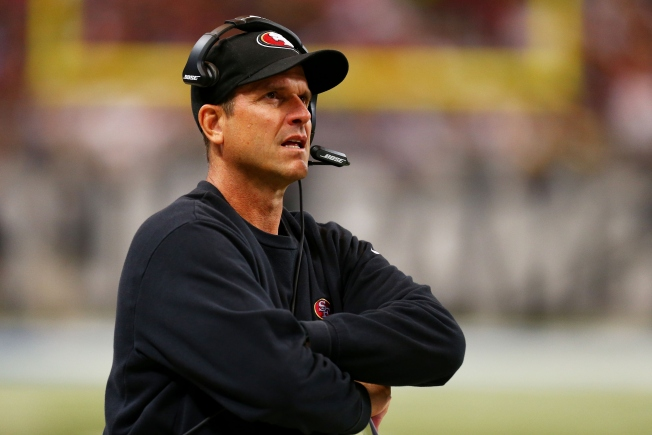 Jets Have Many Questions, But Harbaugh Is a Very Good Answer