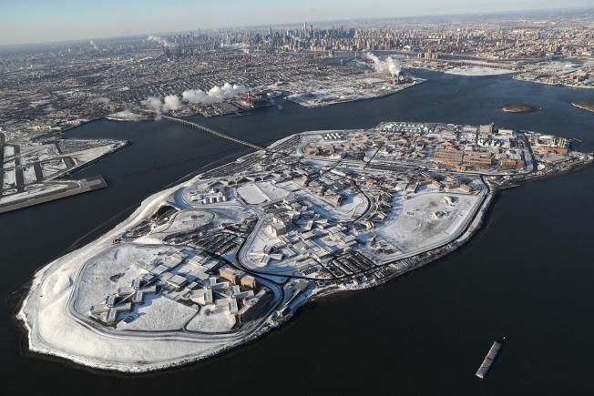 Rikers Island, Four Upstate Prisons Named the 'Worst' in New York: Report