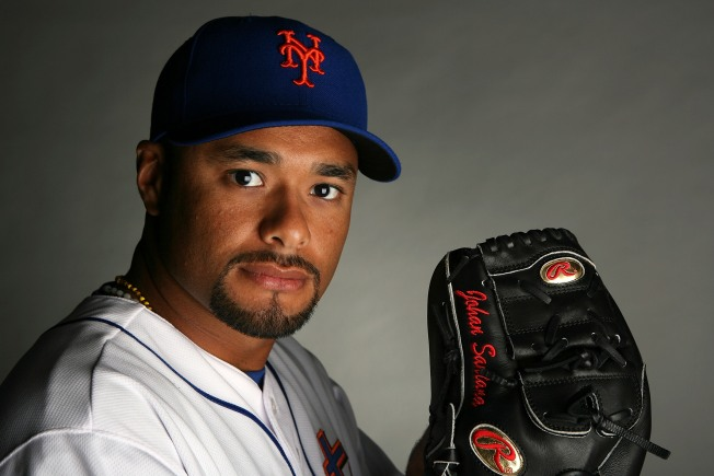 Rape Charges Not Pressed Against Mets Ace Santana