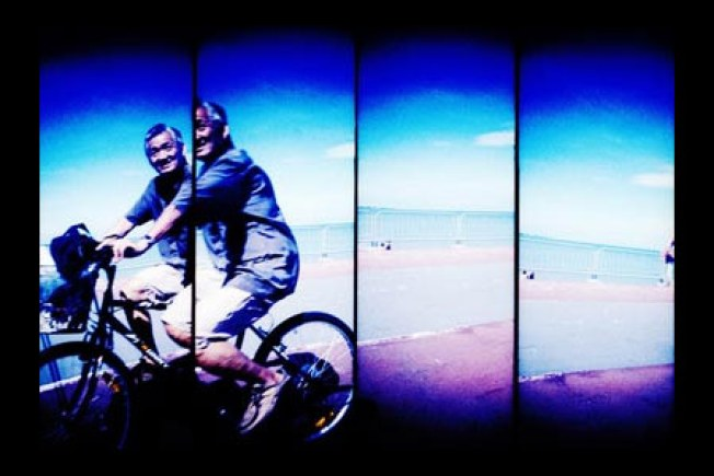 All Hail the Lomo Supersampler