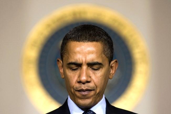 Obama Beats out Jesus as America's Hero