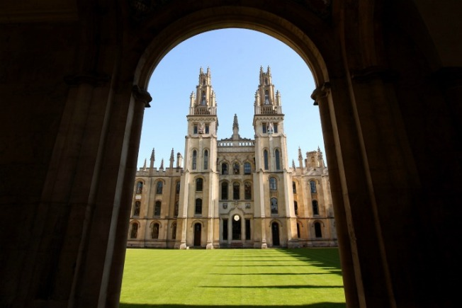 Three with New York Ties Named Rhodes Scholars