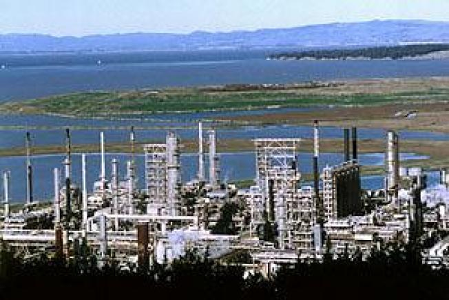 Eco-Justice Groups Sue Over Chevron Refinery Expansion