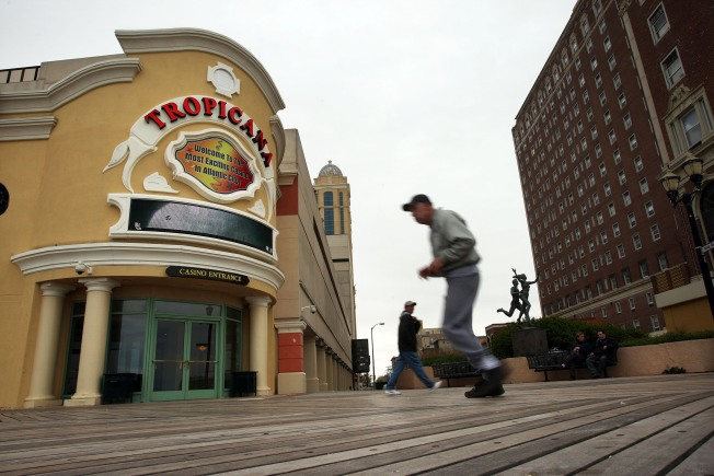 NJ Casinos End 4th Straight Bad Year