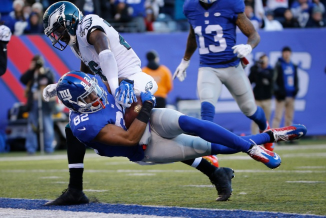 Giants End Season on Low Note with 35-30 Loss to Eagles