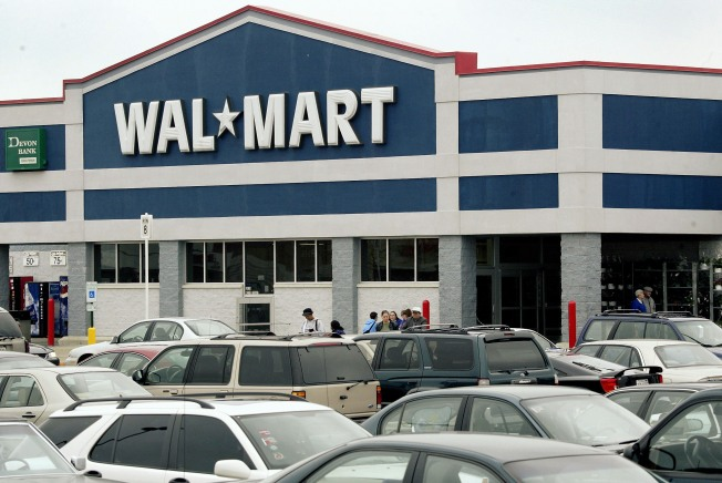 Walmart Again Looks to Open in NYC