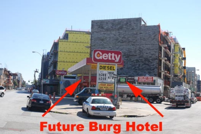 Burg Exclusive Bombshell: Union Triangle Getting a Hotel