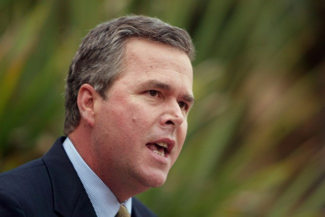 Ex-Fla. Gov. Jeb Bush Won't Run for Senate in 2010