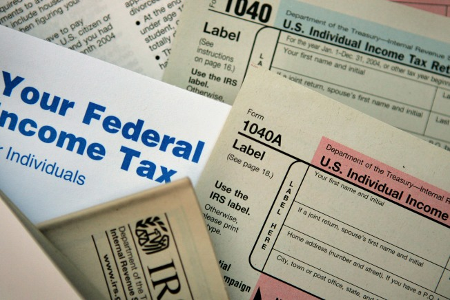 Over 1000 People in Conn. Owed Refund Checks by IRS
