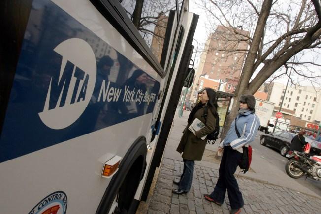 Commuter Vans Begin Service in Brooklyn, Queens