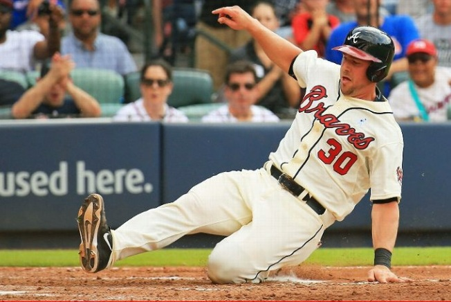 Mets Shut Out, Swept by Braves