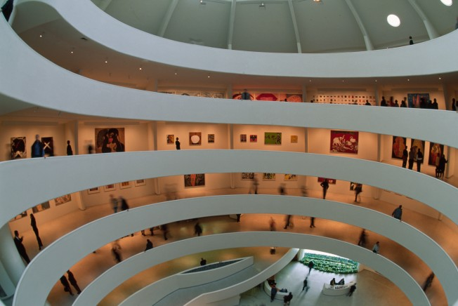 Guggenheim Turns 50, Celebrates With Free Admission