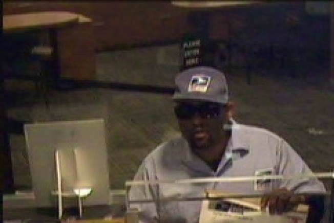 NYPD: Man in Postal Worker Garb Sought in Bank Job