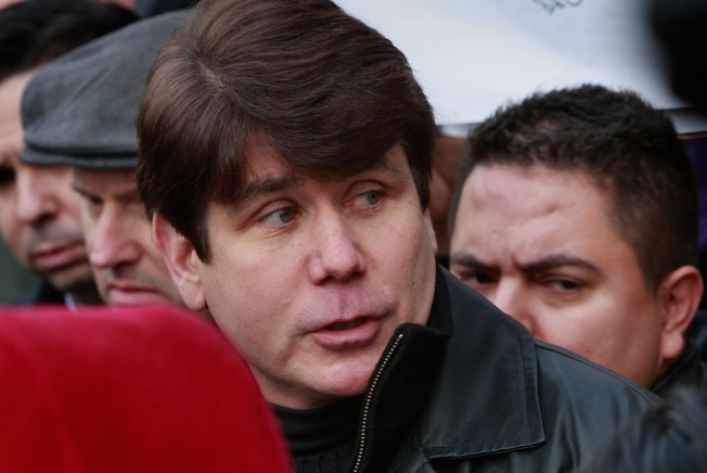 "Cash-Strapped Blago ""Struggling"" to Pay Bills"