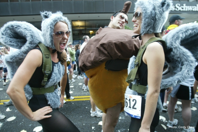 Bay to Breakers as We Know it No More