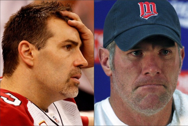 "Kurt Warner ""Disappointed"" By Brett Favre Scandal"