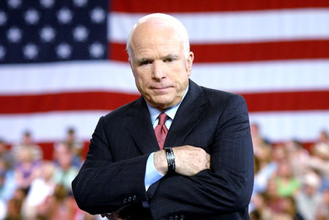McCain: Obama's Off to a Bad Start