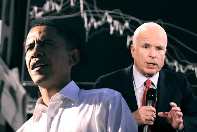 John McCain Asks to Delay the Presidential Debates in the Face of Economic Crisis