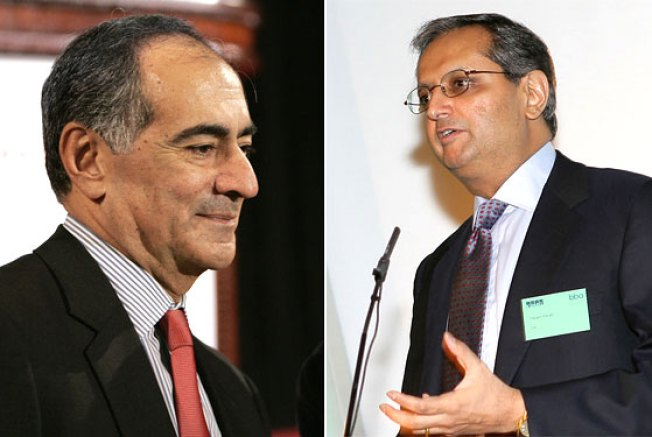 Did John Mack Come On to Vikram Pandit?
